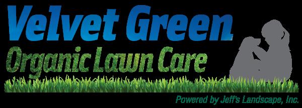 Velvet Green Organic Lawn Care logo